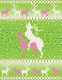 Deer in love Stock Photo