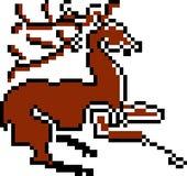Deer Mosaic Royalty Free Stock Image