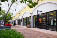 Deer Park NY Factory Outlet Mall Stock Image