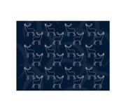 Deer Pattern Stock Image