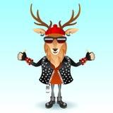Deer rocker Royalty Free Stock Image