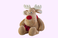 Deer soft toy Stock Photography