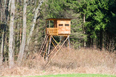 Free Deer Stand Royalty Free Stock Photography - 90981597