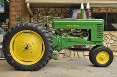 deerejohn traktor Royaltyfria Bilder