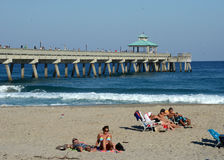 Deerfield Beach Florida Stock Photos