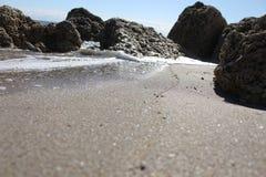Deerfield plaża Fotografia Stock