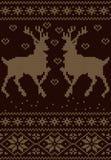 deers illustration stock