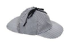 Deerstalker cap Royalty Free Stock Photography