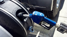 DEF Pumpe Lizenzfreies Stockfoto