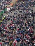 Def. van de de unie Europese (Heineken) kop van het rugby Stock Afbeeldingen