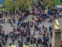 Def. van de de unie Europese (Heineken) kop van het rugby Royalty-vrije Stock Foto's