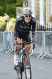 Def. van parelizumi tour series bicycle race in Bad Engeland Royalty-vrije Stock Afbeelding
