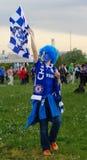 Def. van UEFA Champions League Royalty-vrije Stock Fotografie