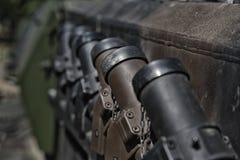 Defance del tanque Foto de archivo
