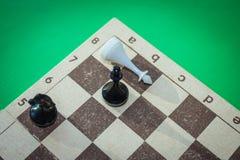 Defeat, desperate situation. royalty free stock photos