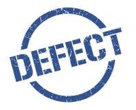 Defect stamp. Defect round grunge stamp. defect sign. defect vector illustration