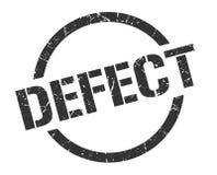 Defect stamp. Defect round grunge stamp. defect sign. defect stock illustration