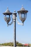 Defective lamp Stock Photo