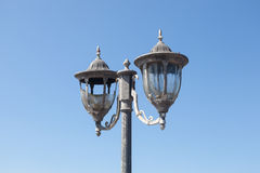 Defective lamps Royalty Free Stock Image