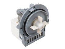 Defekt elektrisk maskin för pumpmotortvagning Fotografering för Bildbyråer