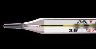 Defekt fel termometer Royaltyfria Foton