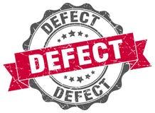 defekt foka znaczek ilustracji