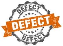 defekt foka znaczek ilustracja wektor