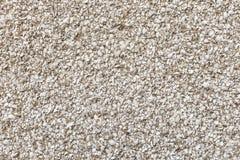 Defekter Seeoberteilschlag im Zement übertragen auf Wand stockbild