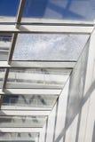 Defektes Glas Stockbild