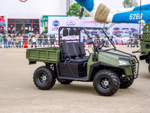 Defence Exhibition Royalty Free Stock Image