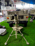 Defence Exhibition Royalty Free Stock Photography