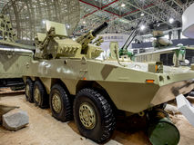 Defence Exhibition Royalty Free Stock Photo