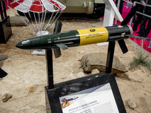 Defence Exhibition Stock Photos