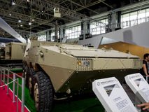 Defence Exhibition Stock Image