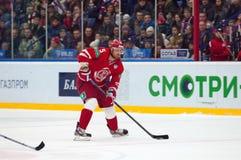 Defender Alexey Semenov (5) Stock Photos