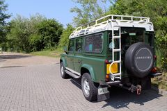 110 Defender CSW Stock Images