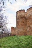 Defending tower. In city Ilok in Croatia stock photo