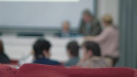 Defensa de la disertación doctoral Los miembros del Consejo metrajes