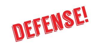 Defense rubber stamp Stock Photo
