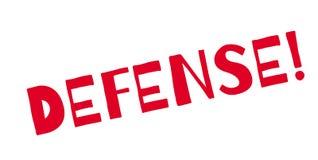 Defense rubber stamp Stock Photos