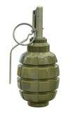 Defensiv granat arkivfoton