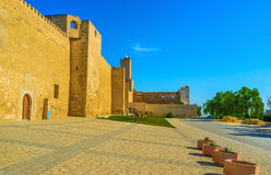 The defensive fortress of Sousse Stock Image