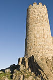 Defensive tower. Royalty Free Stock Photography