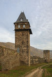 Defensive towers of Oberwesel, Germany Royalty Free Stock Photo