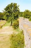 Defensive wall Royalty Free Stock Photography