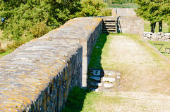 Defensive wall Royalty Free Stock Image
