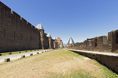 Defensive walls Royalty Free Stock Images