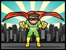 Defensor da cidade Imagem de Stock