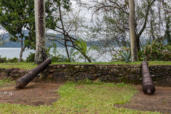 Defensor Perpetuo Fort Paraty Royalty Free Stock Photo