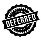 Deferred Stamp